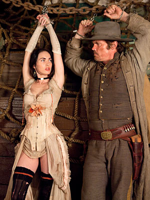 Jonah Hex | 5. Jonah Hex Josh Brolin plays the dramatically scar-faced Hex, done in by a production as witlessly stitched together as the flesh on his frighteningly…