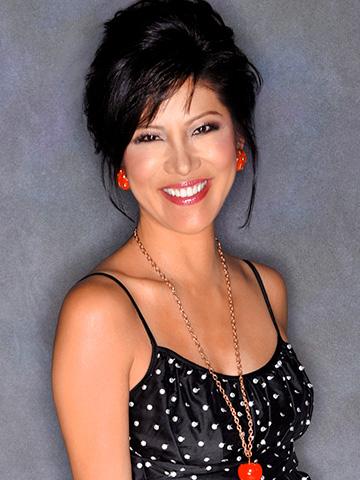 Julie Chen | Julie Chen (Reality TV Division) Round 1: Def. Kara DioGuardi Round 2: Def. Roger Berman Sweet 16: Lost to Mondo Guerra