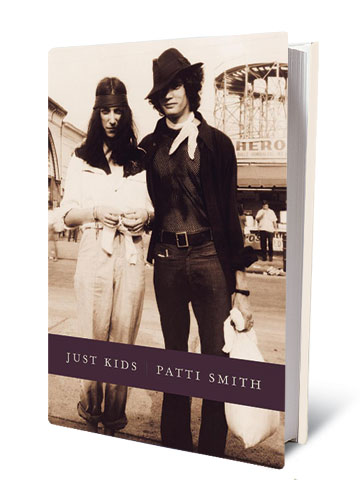 Just Kids | JUST KIDS, by Patti Smith The poet-rocker's poignant, elegiac memoir recounts her love affair and friendship with the late Robert Mapplethorpe as the young pair…