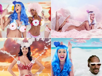 Katy Perry | Katy Perry feat. Snoop Dogg The Beach Boys' 1965 endless-summer classic got a postmillennial update — and some serious WMDDs (Weapons of Mass Dairy Distribution)…