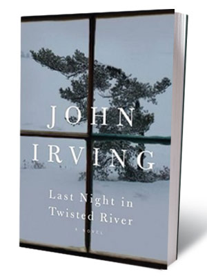 5. Last Night in Twisted River , John Irving It starts with the accidental killing of a Native American woman (the youngster who brains her…