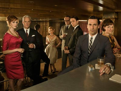 5. Mad Men The season's stated theme — ''Who is Don Draper?'' — did signal the superb central performance by Jon Hamm. But the finest…