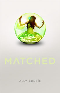 Matched | Matched by Ally Condie