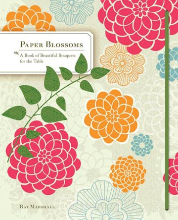 Ray Marshall, Chronicle Books, $23.10 Real flowers wilt, so this eye-catching display of pop-up floral extravagance comes with a built-in advantage. Five bouquets, featuring roses,…