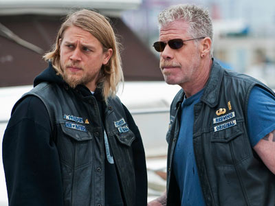 Sons of Anarchy, Sons of Anarchy | 7. SONS OF ANARCHY (FX) You don't have to be Irish to love season 3 of Sons of Anarchy , but it helps. The split…
