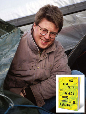 Stieg Larsson | This was the year that Larsson's Millennium Trilogy evolved from a publishing phenomenon into a cultural one, when you couldn't go 20 feet without seeing…