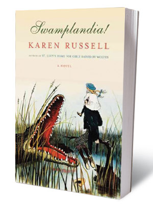 8. Swamplandia! , Karen Russell Sisters Ava and Ossie Bigtree are left in charge of their family?s fading Everglades theme park, Swamplandia!, when a flashier…