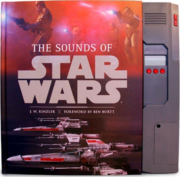 J.W. Rinzler, Chronicle Books, $37.80 What would Star Wars be without the whoosh of a lightsaber or the howl of Chewbacca? This interactive book not…