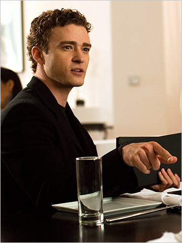 Justin Timberlake | And Justin Timberlake [in The Social Network ]! How is EVERYONE ignoring Justin Timberlake??? — Meredith