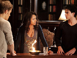 Vampire Diaries Sacrifice