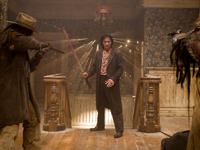 The 1900s-set fantasy-action film also features South Korean actor Jang Dong Gun as an assassin who seeks refuge — and tries to lead a peaceful…