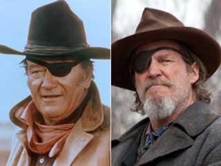 John Wayne, Jeff Bridges, ...
