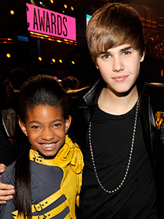 Willow-Smith-Justin-Beiber