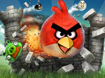 ''I don't even care anymore why I hate those pigs in Angry Birds , but I will get them — every last one of them!…