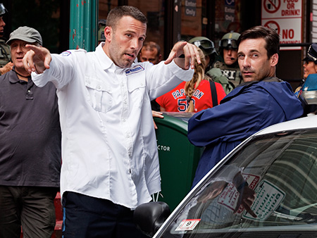 Jon Hamm, Ben Affleck, ... | Surprised there's no Oscar love for The Town — not even in the screenplay category? — shonna No love for the Beantown boys — The…