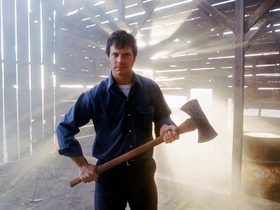 Frailty, Bill Paxton | Frailty (2002) In Bill Paxton's criminally underseen directorial debut, the actor plays a father of two who believes God wants him to go on a…