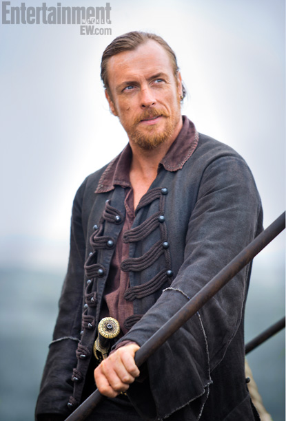 Transformers director Michael Bay is setting a new course with Black Sails , a Treasure Island prequel series for Starz (debuting in 2014), starring Toby…