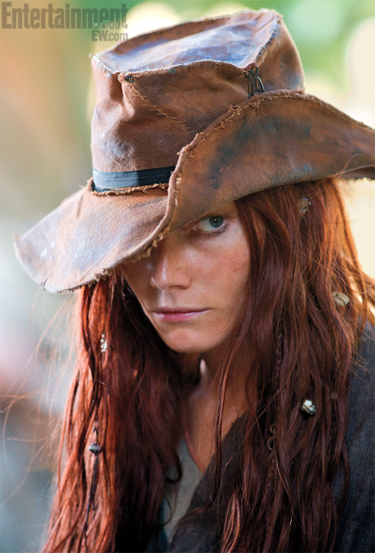 Black Sails — which takes place both on a ship and on the island of Nassau — finds Flint facing off against a rival pirate…