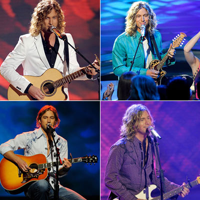 American Idol, Casey James | 10. Can contestants still use instruments this season? And if the show is limiting opportunities to play instruments, why? Instruments will still be permitted, but…