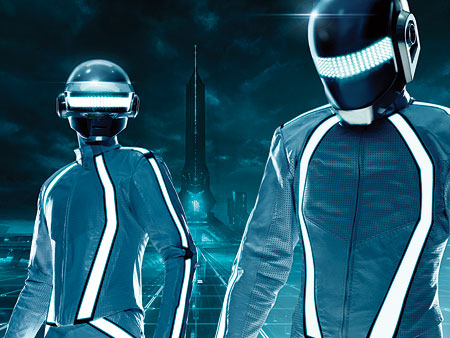 Daft Punk | Daft Punk for the TRON: Legacy soundtrack. — Johnny