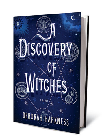 A Discovery of Witches | This debut novel features a vampire-human romance, but don't let the Twilight similarities fool you. It's a mature, lively tale of a historian and a…