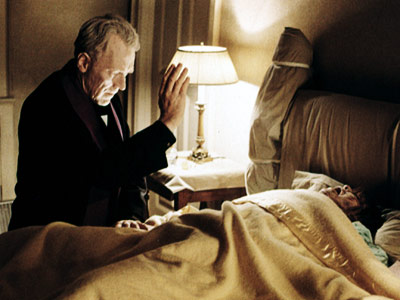 The Exorcist | The Exorcist (1973) Linda Blair's Regan MacNeil is cute as all get out — when she's not spewing pea soup or telling people that their…