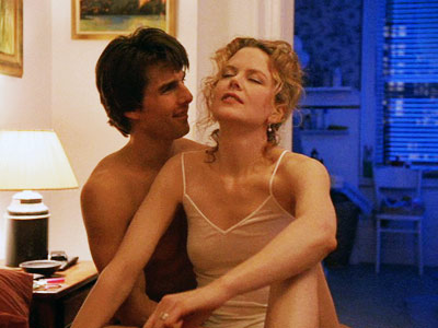 Nicole Kidman, Tom Cruise | TOM CRUISE and NICOLE KIDMAN, Eyes Wide Shut (1999) An aura of profound secrecy hung over this marital drama for years before its release. The…