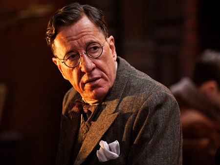 Geoffrey Rush | What Lisa said: Rush is as ''agile and expressive as ever.'' Watch a clip
