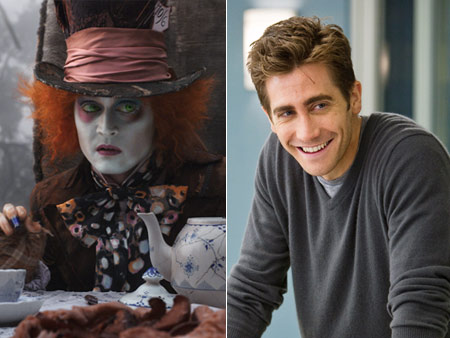 Will win: Johnny Depp, Alice in Wonderland Should win: Jake Gyllenhaal, Love & Other Drugs With two nominations in this category, there's a chance that…
