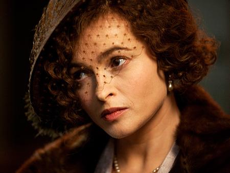 Helena Bonham Carter | What Lisa said: Carter is ''a gentle ball of fire.'' Watch a clip