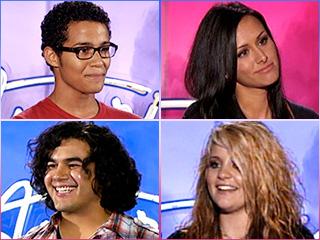 Idol-frontrunners