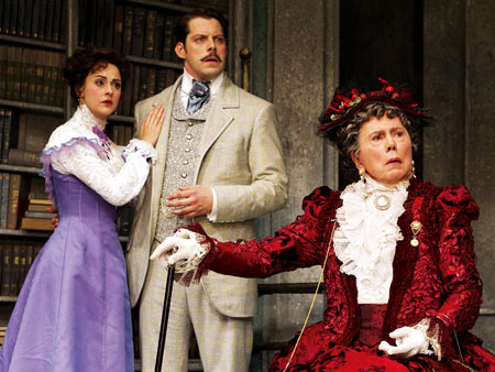 The Importance of Being Earnest   A sparkling new Oscar Wilde production offers a hilarious twist: The imperious Lady Bracknell is played by a man. Watch a video about it Buy…