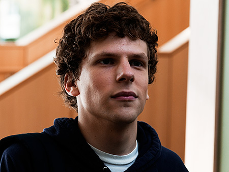 The Social Network | What Owen said: ''With his close-cropped curls and pursed lips that make him look like a Jewish-preppy John Lydon, Eisenberg plays Zuckerberg as an egomaniacal…