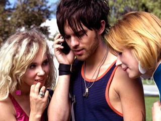 , Kaboom   YOUTH IN REVOLT Juno Temple, Thomas Dekker, and Haley Bennett in Kaboom