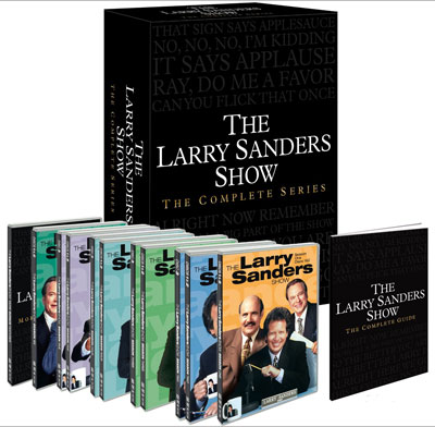 The Larry Sanders Show, Garry Shandling, ... | ''Now that the entire series is finally on DVD, 2011 will be my year of The Larry Sanders Show .''— Jeff Labrecque