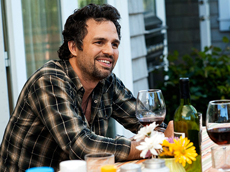 Mark Ruffalo | What Lisa said: In addition to being at the top of his game, ''Ruffalo looks sexy as hell harvesting organic veggies for the restaurant's locavore…