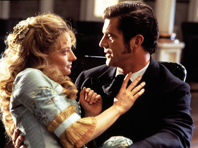 Mel Gibson, Jodie Foster, ... | MEL GIBSON and JODIE FOSTER, Maverick (1994) Gibson and Foster made an adorably backstabbing pair in this comedy-western. The film was a box office success,…