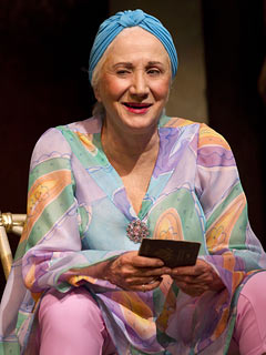 THE MILK TRAIN DOESN'T STOP HERE ANYMORE Olympia Dukakis