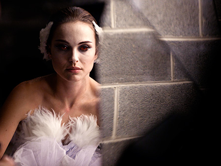 Black Swan, Natalie Portman | What Owen said: Portman ''has never looked this severely lovely. In Black Swan , she's an extraordinary camera object: ghostly and possessed, all sinewy alabaster…
