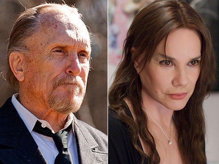 Get Low | Robert Duvall . The Academy hates older actors, especially actresses... thus, no love for Barbara Hershey . — Danny