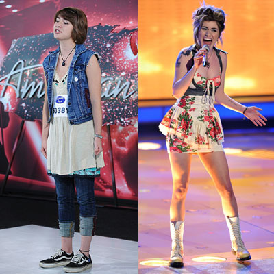 American Idol, Siobhan Magnus | 4. When the contestants are ''made-over,'' do they choose their new look? Ultimately, yes. For fairness, Idol 's stylists can only strongly advise contestants on…