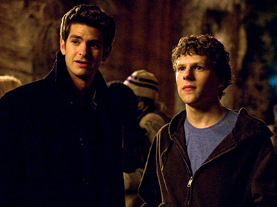 The Social Network | 1. The Social Network With Jesse Eisenberg in the starring role in a performance class all his own, the movie imagines a riveting version of…