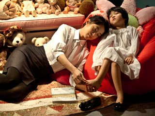 SWEET REVERIE Jeon Do-Youn and Ahn Seo-hyeon in The Housemade