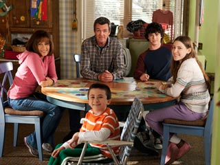 The Middle | THE MIDDLE The happy...um, the family.