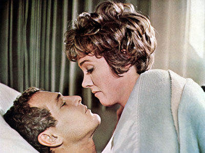 Paul Newman, Julie Andrews | PAUL NEWMAN and JULIE ANDREWS, Torn Curtain (1966) The two Hollywood darlings failed to light up the screen as expected in this cold-war Hitchcock thriller,…
