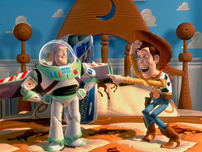 Toy Story | TOY STORY (1995) It sounds like a cliché now, but Toy Story really did take animation to infinity and beyond. The first-ever computer animated film,…