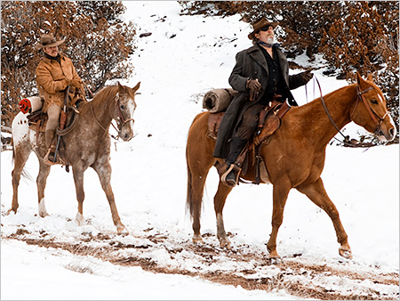 True Grit | What Lisa said: ''Much is fine in True Grit , including typically impeccable dusty-Western cinematography by Roger Deakins. Much is admirable, or diverting, especially when…