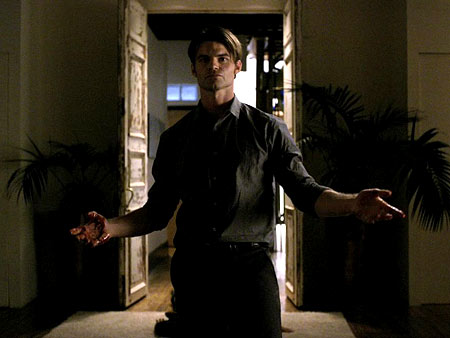 The Vampire Diaries   Elijah may leave Elena alone (for now), but he's not leaving town. Elijah has quickly become a fan favorite, both for Gillies' bemused yet reserved…