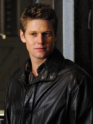 The Vampire Diaries | Matt (Zach Roerig), like Jenna, will continue to be in the dark ? for now. Judging from the Jan. 27 promo, Matt clearly wants to…