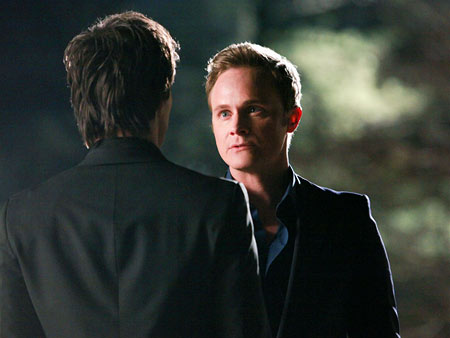 The Vampire Diaries   Desperate times will call for desperate measures, like working with Uncle John (David Anders). By February, hungry for information on Elijah and Klaus, the Scrappy…
